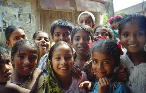 Indian-kids_happy